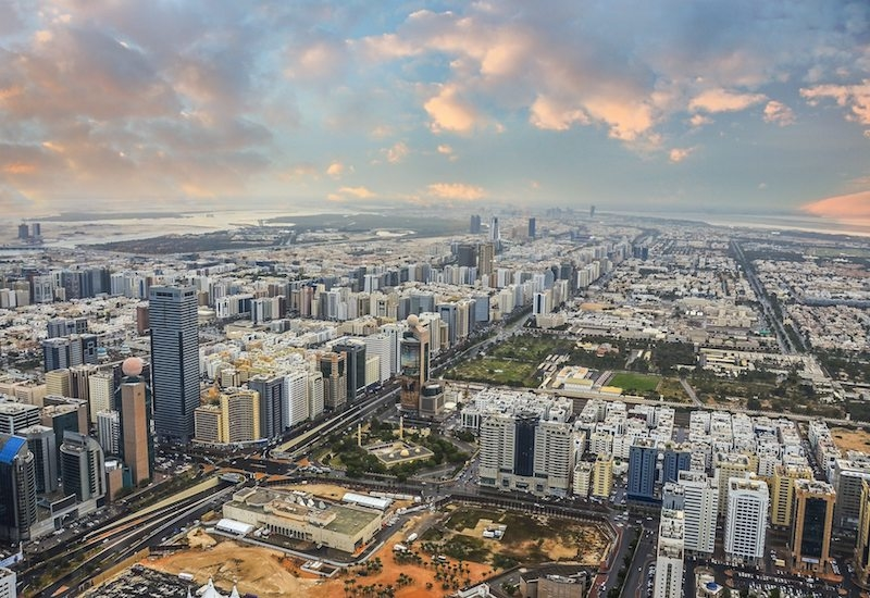 Up to 4,000 new homes could come to Abu Dhabi before the end of 2018 [representational image of the UAE capital's skyline].