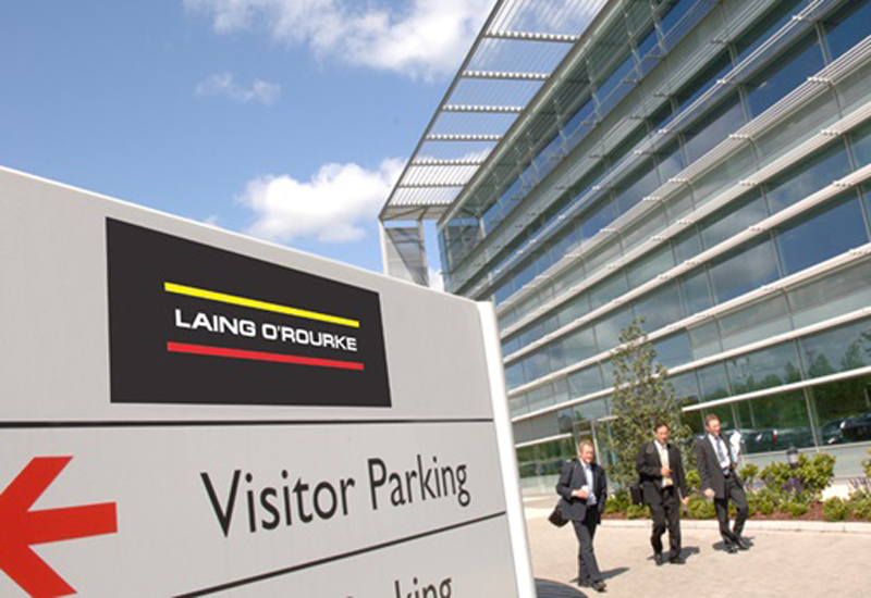 Laing O'Rourke said its FY18 results would be delayed due to 'historic turbulence' in the global and the UK's construction sectors [image: laingorourke.com].