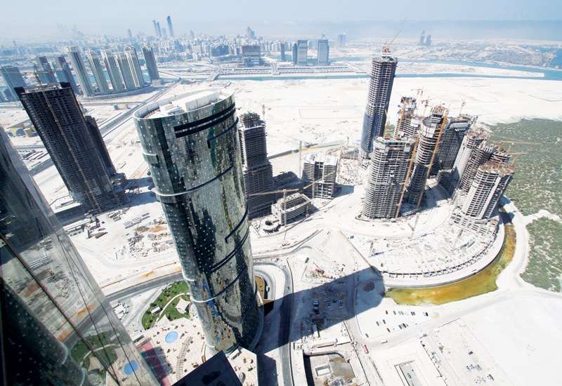 Abu Dhabi Municipality has issued 44 offences following a three-day site safety campaign [representational image].