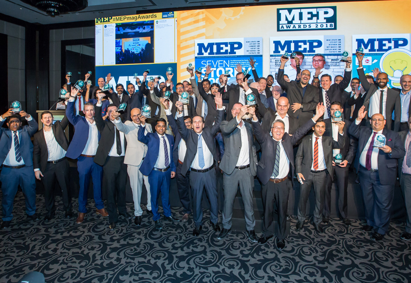 MEP Middle East Awards 2018's winners were revealed at a gala ceremony in Dubai [ITP Images].