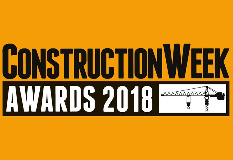 The Construction Week (CW) Awards 2018 will be held at Dubai's JW Marriott Marquis hotel on 4 December, 2018.