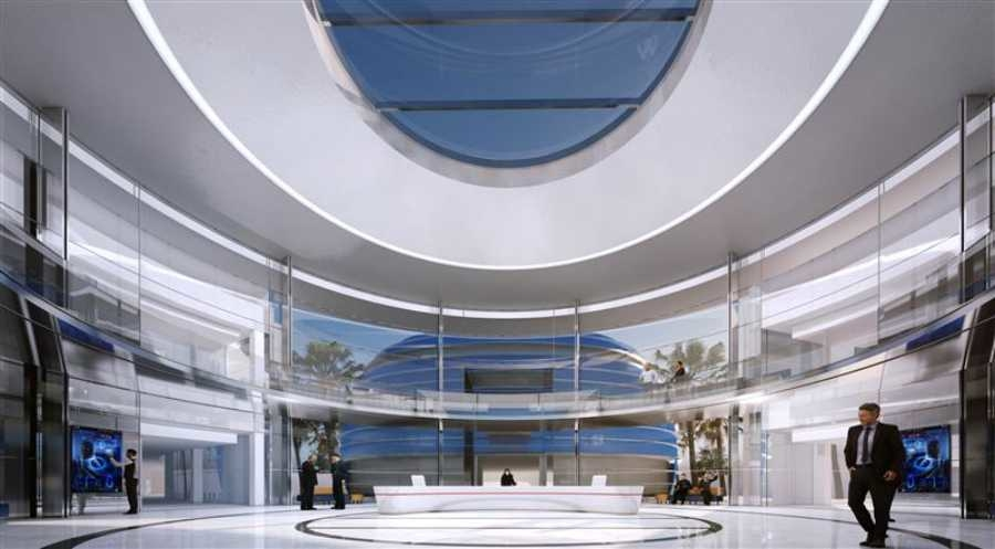RTA's smart city-oriented project involves the construction of a new traffic control centre at Al Barsha [image: Dubai Media Office].