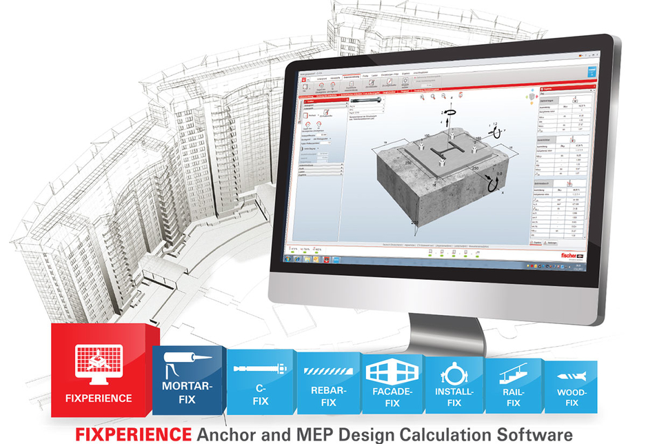 Fixperience is Fischer's latest software launch for the Middle East and Africa market [image: Fischer].