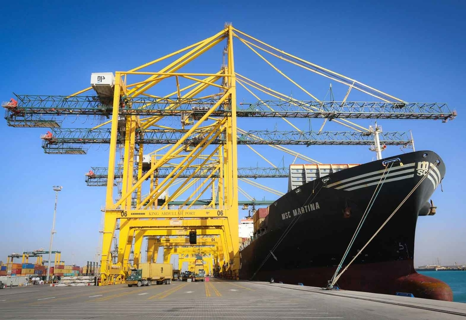 The KAEC megaproject will be served by the King Abdullah Port.