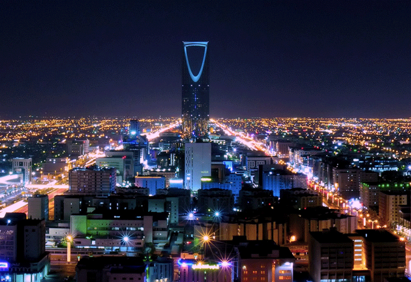 Saudi Arabia's King Salman announced a wave of developments, worth billions of dollars, across the kingdom [image: Riyadh].