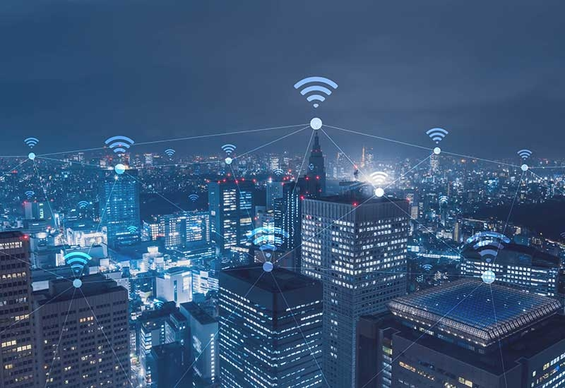 The adoption of smart city technology is rapidly growing in the GCC [representational image].