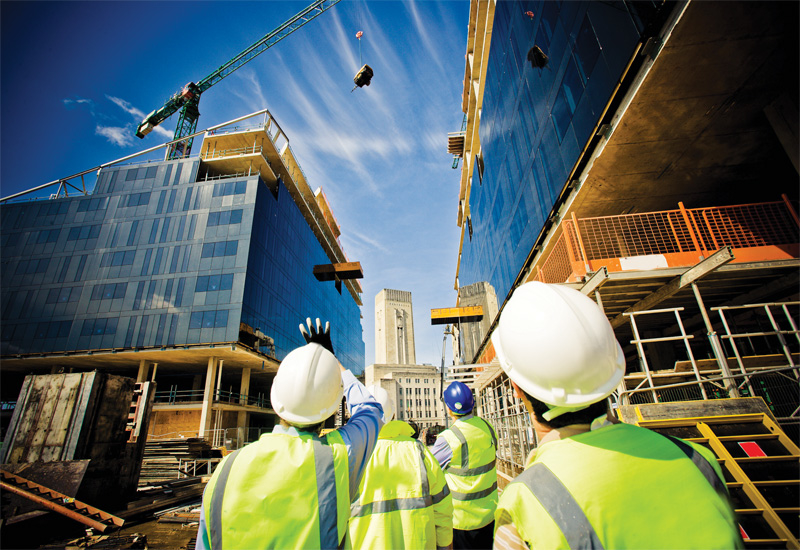 Construction job salaries and training programmes are falling short of employee expectations in the Middle East [representational image].