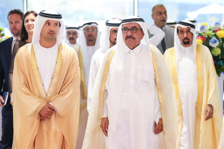 HH Sheikh Hamdan bin Rashid Al Maktoum, Deputy Ruler of Dubai and UAE Minister of Finance and Industry, opened The Big 5 2019 [image: DMG Events].