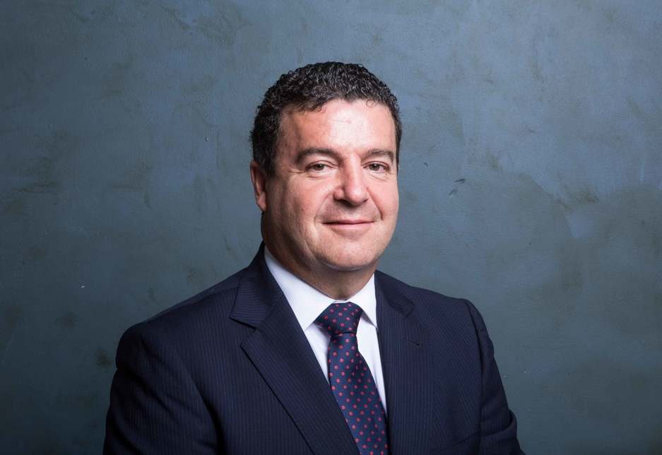 Acciona's managing director for the Middle East, Jesus Sancho [ITP Images].