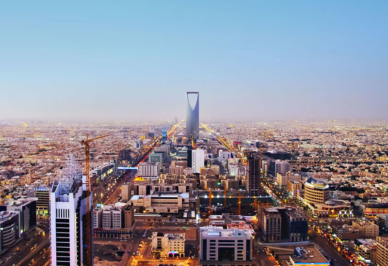 Indian companies such as L&T and Shapoorji Pallonji are in Riyadh on a two-day trip to contribute to Vision 2030 projects [representational image].