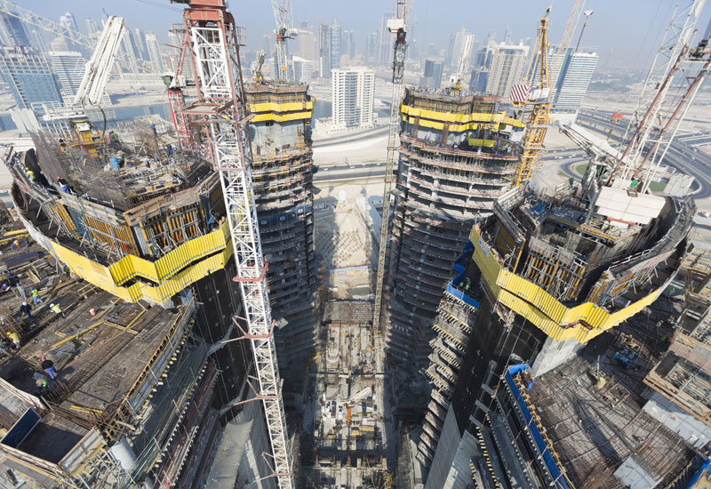 Construction Week, the Middle East's premier news and intelligence outlet for construction news, turns 15 [representational image: ITP Images/Rajesh Raghav].