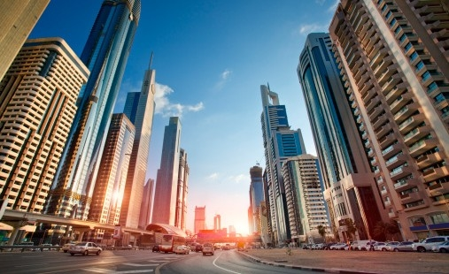 IoT and AI can redefine how facilities management is implemented in the regional commercial real estate sector, Facilio's Prabhu Ramachandran says [representational image of Dubai].