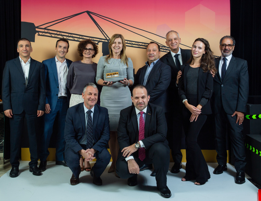 Khatib & Alami won Infrastructure Project of the Year honours at the CW Awards 2018.