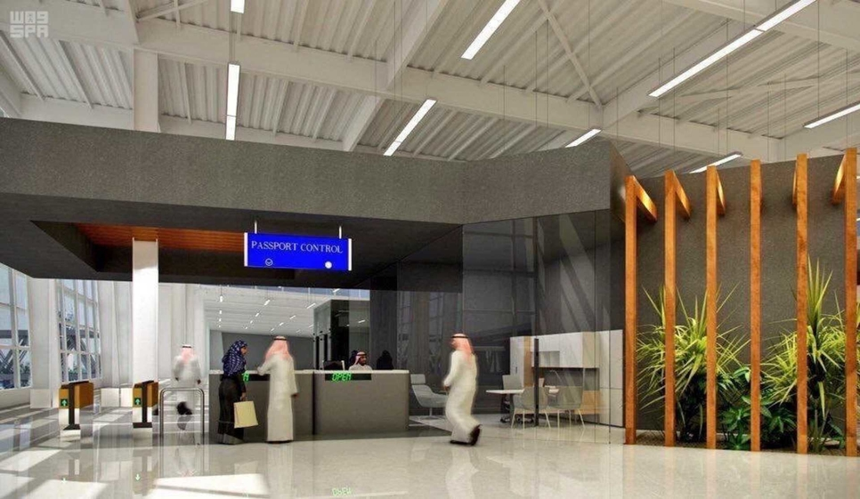 Launched by the Makkah Governor, the project will serve 500,000 passengers each year [image: SPA].