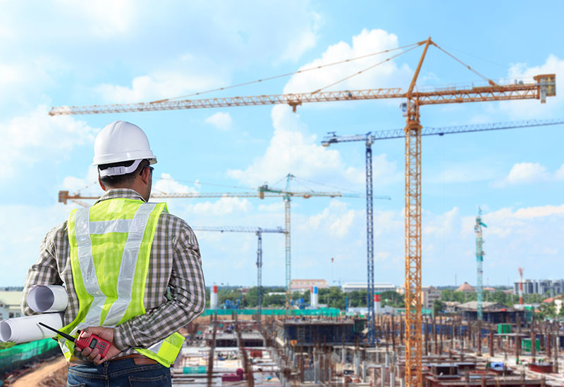 The majority of respondents to Construction Week's 2018 Salary Survey would look to move jobs within 12 months [representational image].