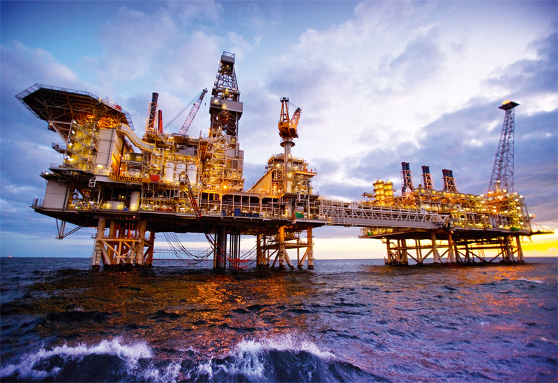 Saipem has a strong background in the offshore oil and gas industry [representational image].