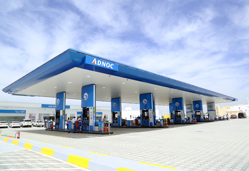 The UAE's Adnoc has expanded internationally for the first time by opening two service stations in Saudi Arabia [representational image].