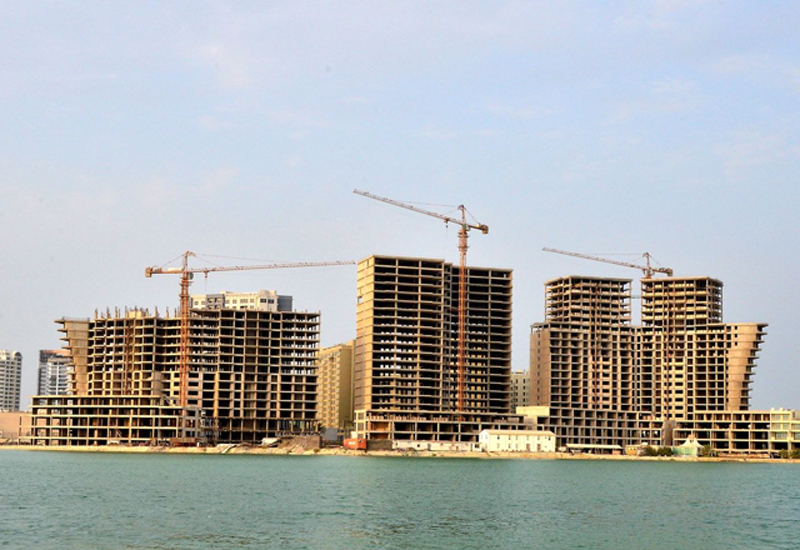 Bahrain's Amwaj Gateway was initially valued at close to $95m.