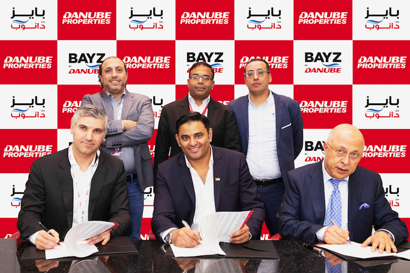 NEWS, Business, Business bay, Danube, Dubai, RAQ Construction