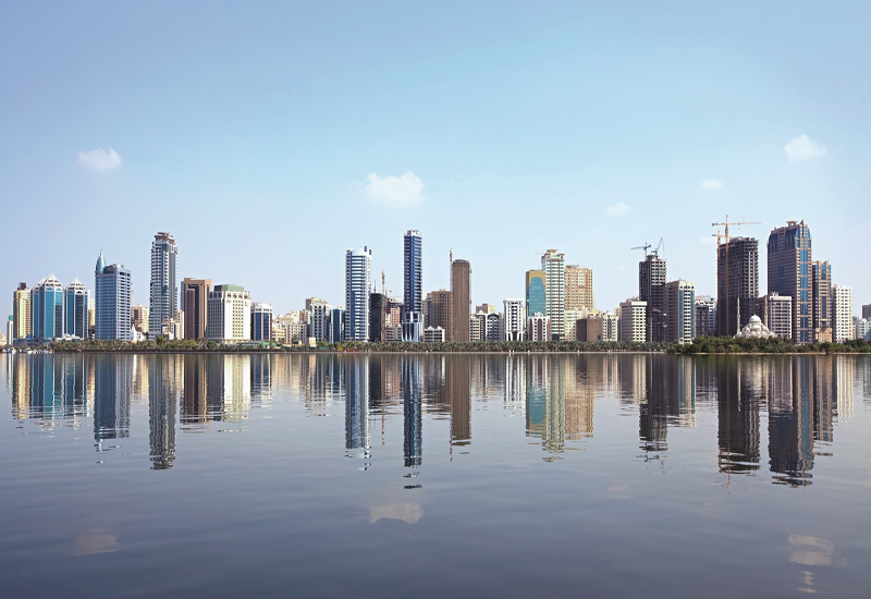 Infrastructure development and improvements, as well as capital projects, are major features of Sharjah's 2019 budget [representational image].