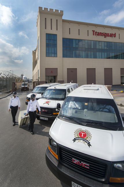 Transguard is a sister company of Emirates Airline and part of Emirates Group.