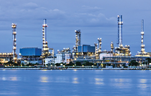 Duqm Refinery is being jointly developed by Kuwait Petroleum International and Oman Oil Co.