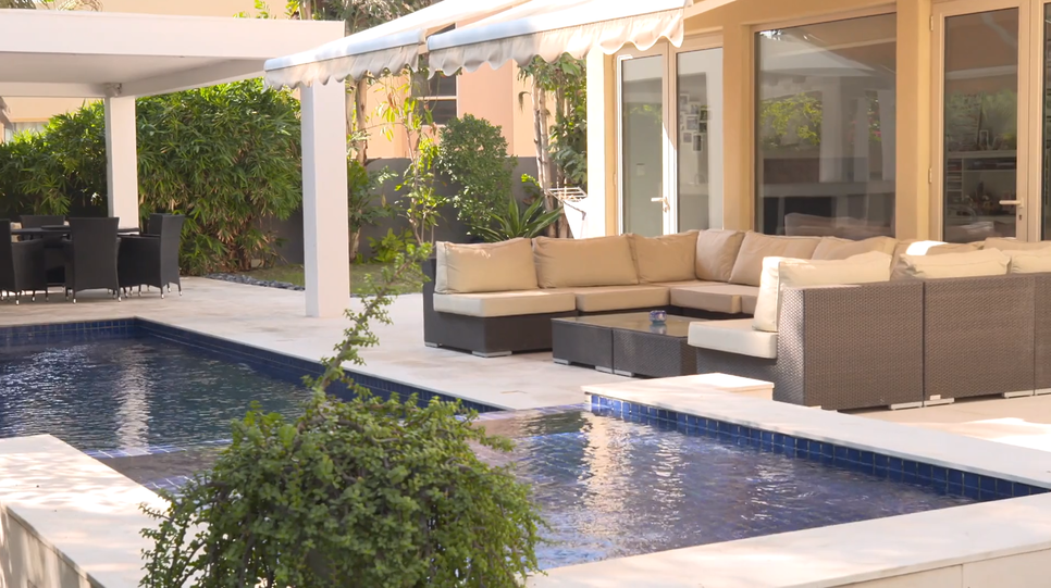 Pools are among the most-desired features for UAE residents seeking new homes.