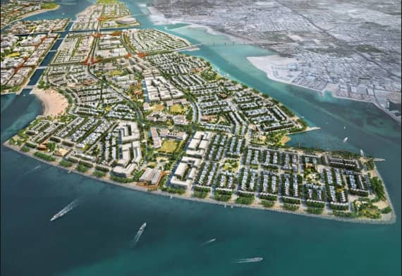 More than 300 villas will be built within Bahrain's Madinat Salman.