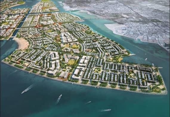 More than 300 villas will be built within Bahrain's Madinat Salman.