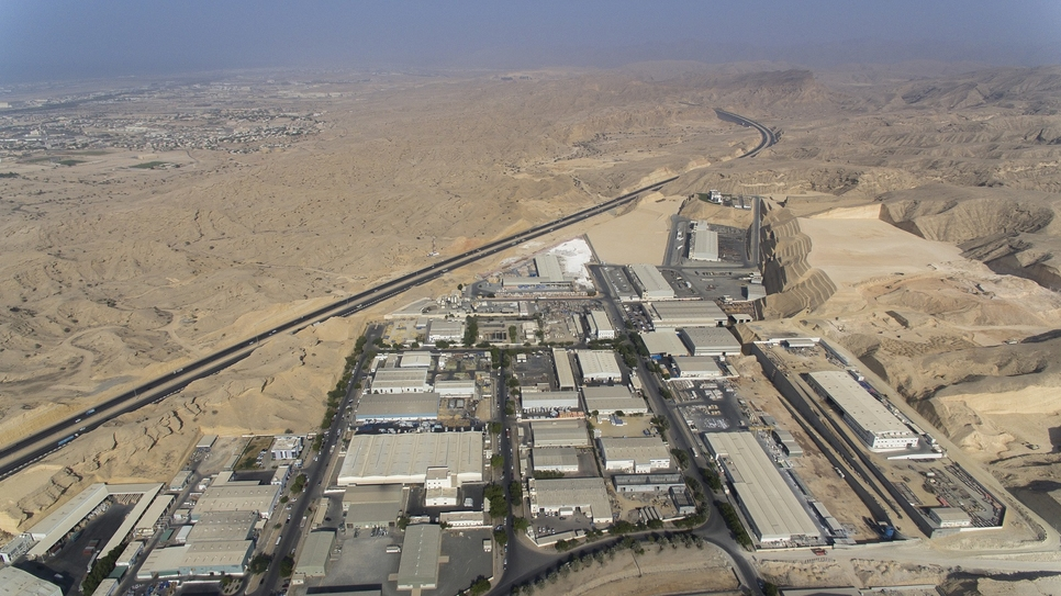 Oman's Rusayl Industrial Estate (pictured) will be operated and managed through a PPP agreement signed between Madayn and Mubadrah.