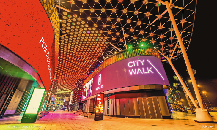 Berkeley Services has revealed details of its deal to manage City Walk 1, City Walk 2, and Boxpark.