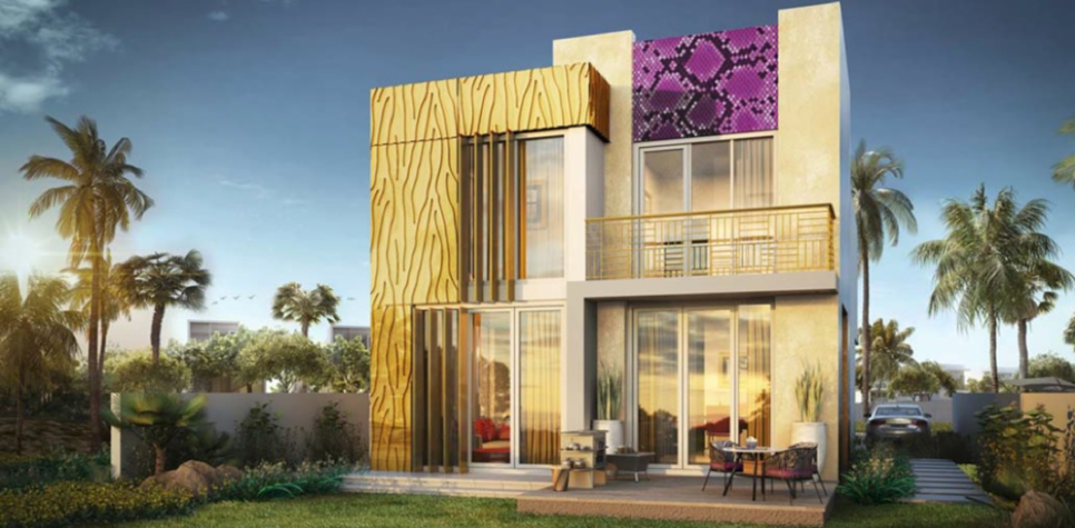 Arabtec Construction has won a contract to build villas within the Aquilegia cluster of Damac's luxury Akoya community in Dubai [pictured].
