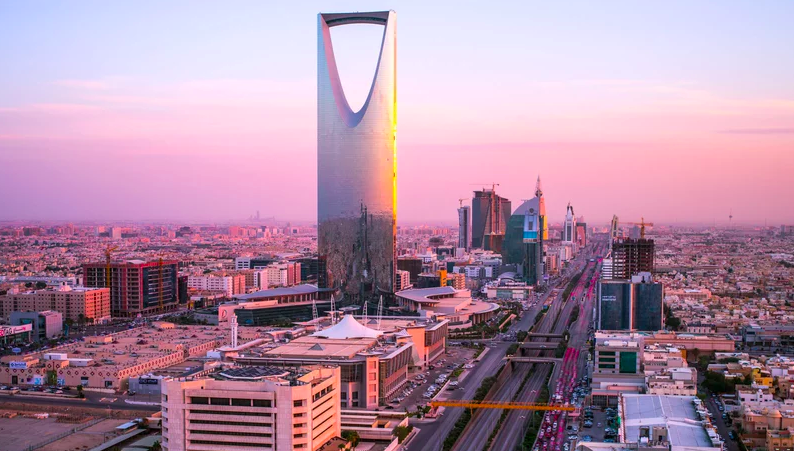 An entertainment complex will be launched in Riyadh, Saudi Arabia (pictured) close to its upcoming metro network.