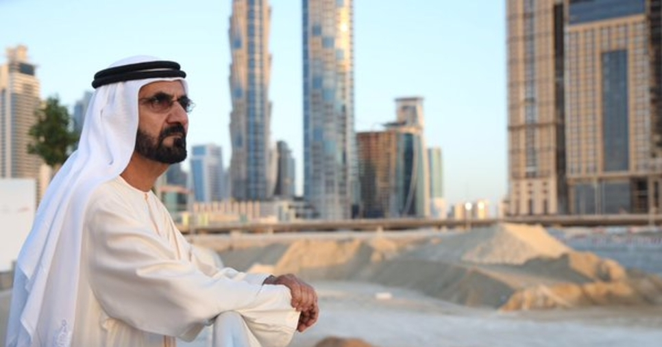 The law has been issued by HH Sheikh Mohammed for Dubai's real estate sector.