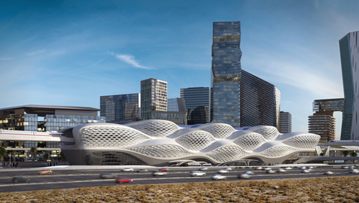 The under-construction Riyadh Metro in Saudi Arabia is worth $23bn (SAR86.3bn), and is due for soft launch this year.