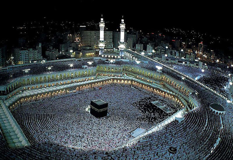 Makkah Construction & Development Co works around Makkah Grand Mosque.
