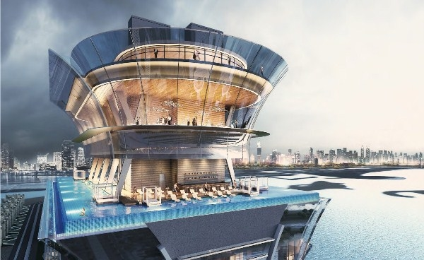 Nakheel is developing Palm Tower in Dubai.