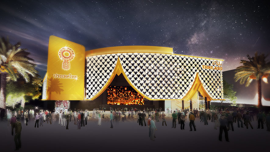 Thailand Pavilion at Expo 2020 Dubai will be situated within the Mobility district of the expo.