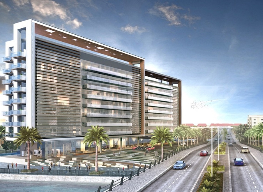 Gateway Residences is a real estate project in the UAE being built by Rak Properties.