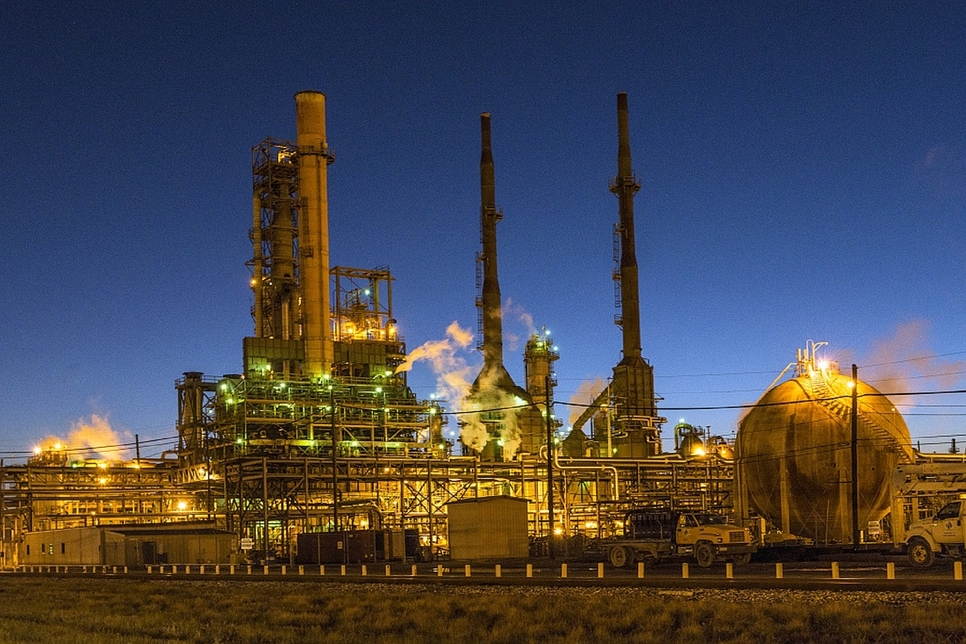 Saudi Arabia and South Africa has inked an agreement to explore the possibility of an oil refinery and petrochemical facility in South Africa. [representational image].
