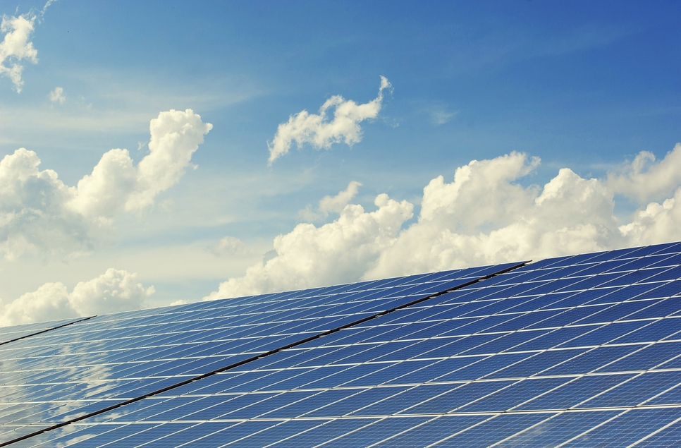 Solar energy will account for 40 GW of Saudi Arabia's planned 60 GW renewable energy output by 2030 [representational image].