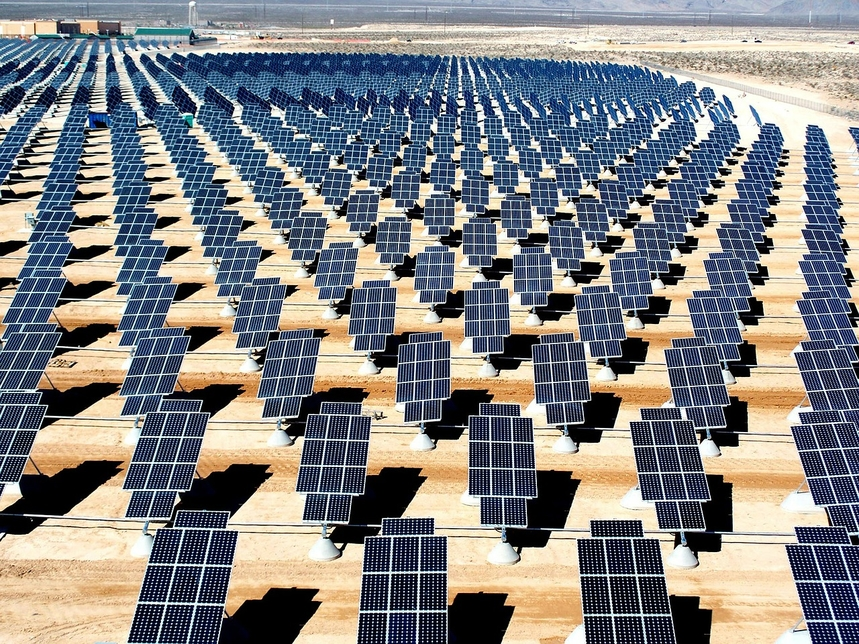 Solar power is among the most promising sectors for utilities builders in the GCC.