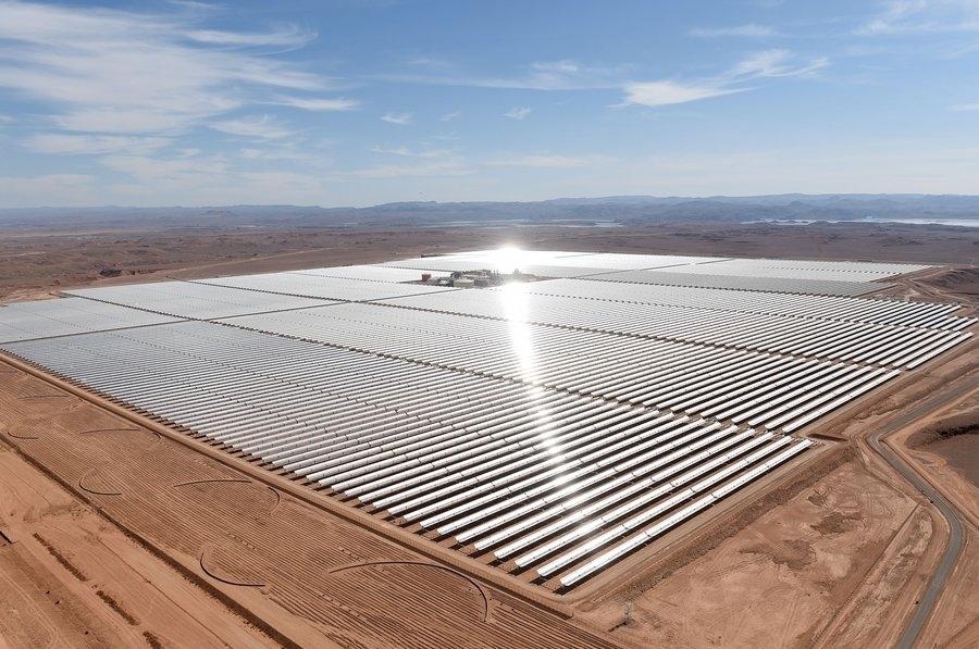 Masdar will build Morocco's solar plant [representational image].