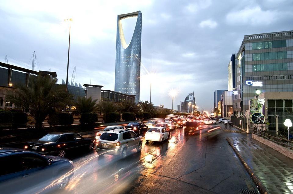 Saudi Arabia's CEOs are optimistic about the kingdom's economy [representational image of Riyadh].
