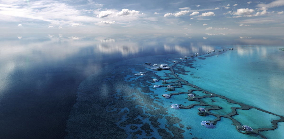 The Red Sea Project's masterplan was approved last month.