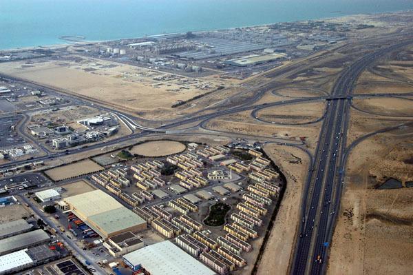DP World is operator of Dubai's Jafza.