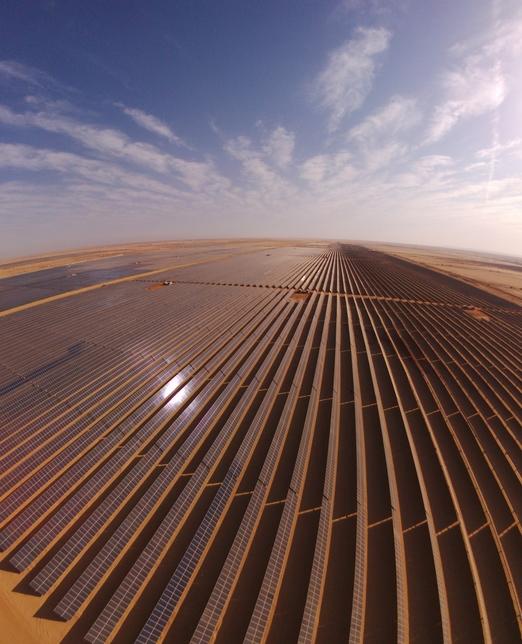 Benban Solar Park has seen the operational commencement of Alcazar Energy's AEES1 plant.