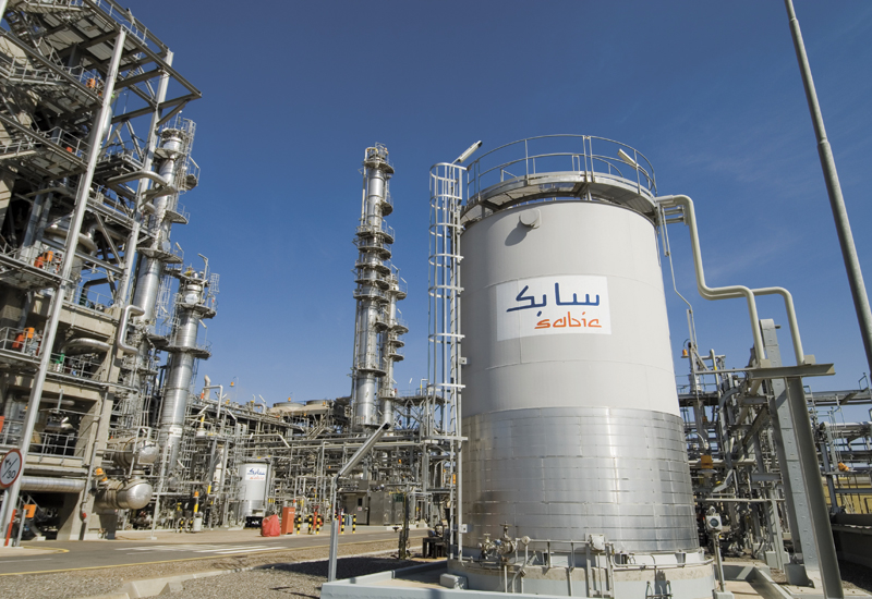 Sabic is a Saudi Arabian business giant.