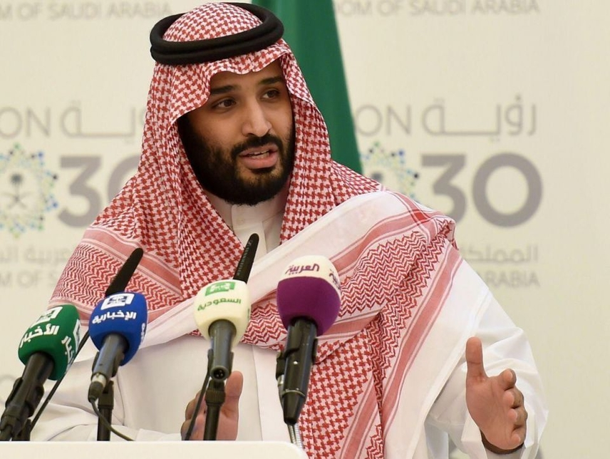 Saudi Arabia's Crown Prince is backing a mosque redevelopment programme.