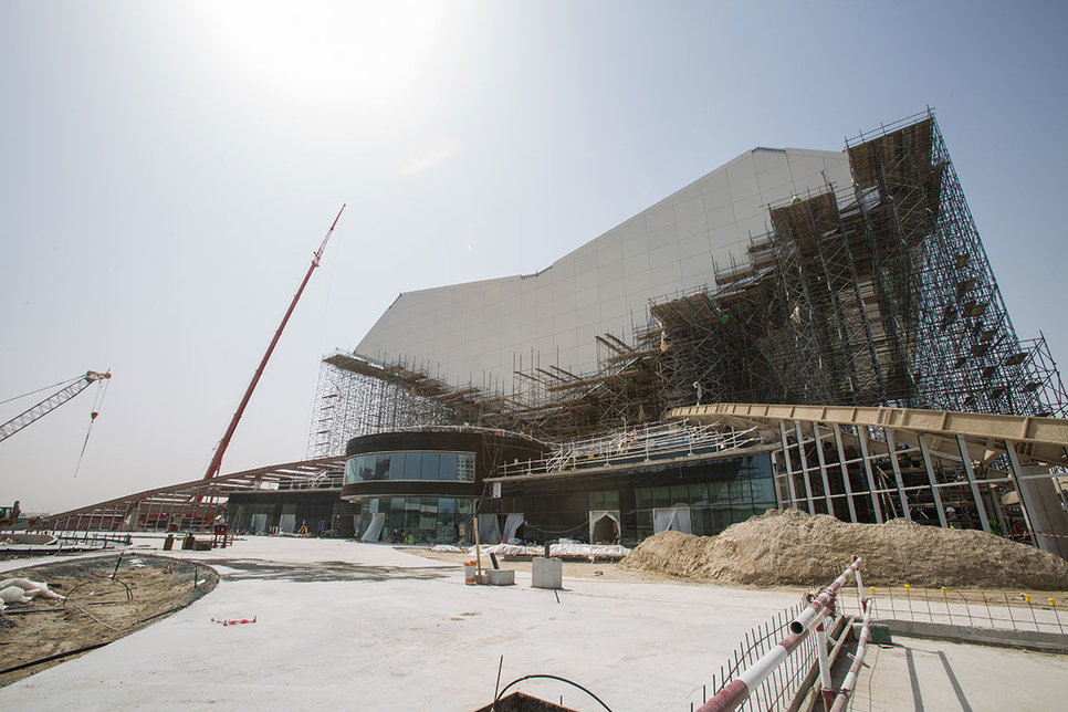 Al Shafar United is working on the MEP aspects of Dubai's MBR Library.